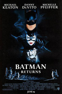 Affiche Batman Returns