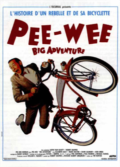 Affiche Pee Wee