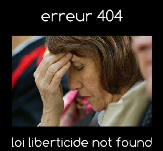 Loi liberticide not found