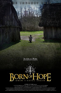 Affiche Born Of Hope
