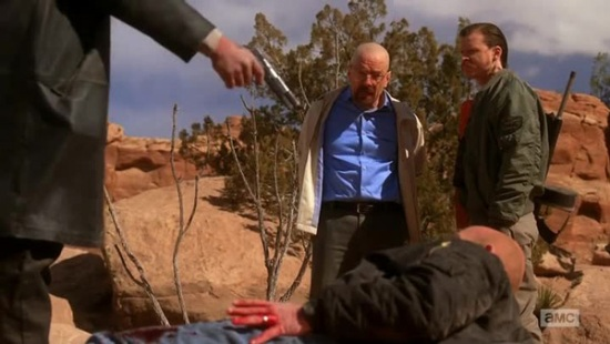 Breaking Bad saison 5 épisode 14 - Ozymandias